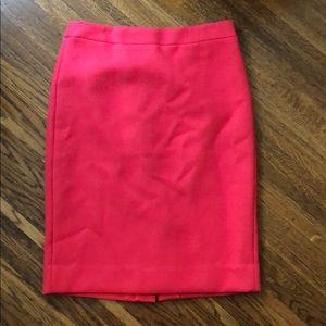 Jcrew wool no. 2 pencil skirt !